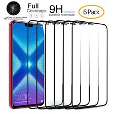 10D Curve For iPhone 11 Pro Xs Max XR Full Cover Tempered Glass Screen Protector