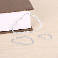 Cloud Metal DIY Cutting Dies Stencil Scrapbook Album Paper Card Embossing CraftH
