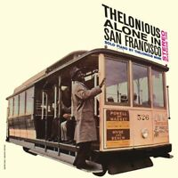 THELONIOUS MONK - THELONIOUS ALONE IN SAN FRANCISCO (VINYL)   VINYL LP NEW+