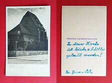 Foto AK JENA Schillerkirche Kirche      ( 22024