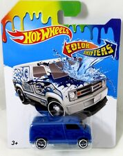 NEW 2017 Hot Wheels Color Shifters '77 DODGE CUSTOM VAN