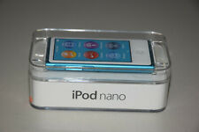 Apple iPod Nano 7th Generation 16Gb Blue Md477Ll/A Digital Media Mp3 Player Neww