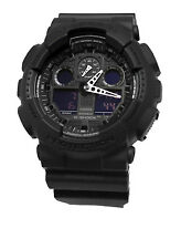 Casio GA100-1A1 G-Shock X-Large Black Ana / Digi  Men Watch NEW