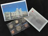 Canada 1987 Prooflike Mint Set.