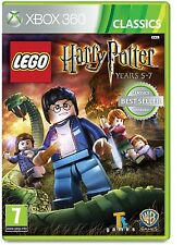 Lego Harry Potter Years 5 - 7 Classic (Xbox 360) NEW & Sealed