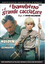 Il Bambino E Il Grande Cacciatore DVD A & R PRODUCTIONS