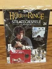 FRODO with FIGURE Battle Games LOTR Lord of the Rings Games Workshop #34