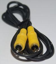 Câble RCA composite mâle/mâle 1m20