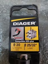 DIAGER SDS MASONRY DRILLS Heaps of Sizes ALL NEW AND CHEAP !!  054