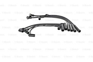 BOSCH Ignition Spark Plug Cable Wire Kit Fits JEEP Grand Suv 4.0L 1986-2001