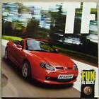 MG TF 135 & TF LE500 Car Sales Brochure 2009 #1003/0708