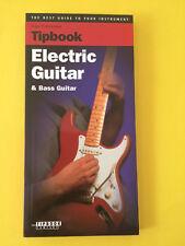Tipbook Electric Guitar & Bass Guitar, Hugo Pinksterboer