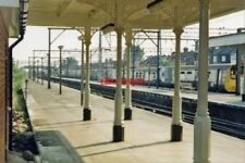 PHOTO  CHINGFORD RAILWAY STATION LONDON E4 1984 GER TERMINUS FROM LIVERPOOL ST.