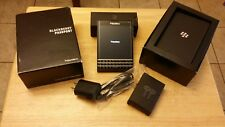 BlackBerry Passport 32GB SQW1000-1 Factory Unlocked Bundle ***NO RESERVED***