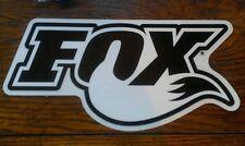 Fox racing sticker 5- 3.5 inchs
