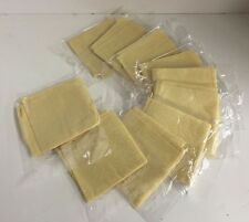 Universal Tack Cloth Pack of 10 - Use with any finish!! FREE SHIPPING