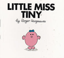 Little Miss Tiny, New Book, Roger Hargreaves