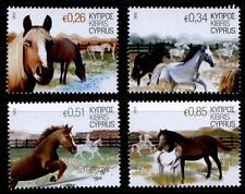 Pferde. 4W. Zypern 2012