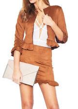 Cappotti e giacche da donna nessuna marrone taglia 42