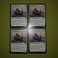 Abzan Battle Priest x4 Iconic Masters 4x Playset Magic the Gathering MTG