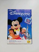 Freizeitpark - Disneyland Paris - Prospektmaterial - 1999