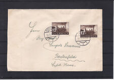 Bedarfsbrief gelaufen 1938 von Mödling nach Krems