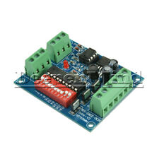 15A RGB Controller 3 Channel DMX512 Decoder LED Stage lighting Driver Board