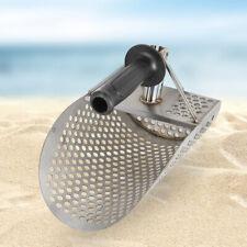 Metal Detector Sand Scoop for Water Metal Detecting Searching Tool with Handle