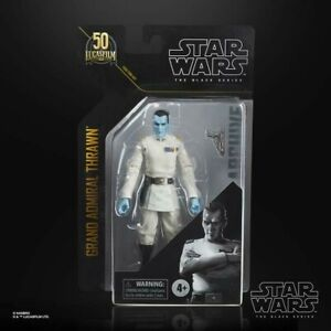 """Star Wars Black Series 6"""" Archive Wave 3 Grand Admiral Thrawn IN STOCK"""