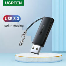 Ugreen Card Reader USB 3.0 to SD Micro SD TF Memory Card Adapter For laptop