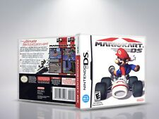 Mario Kart - DS - Replacement Cover / Case (NO Game)