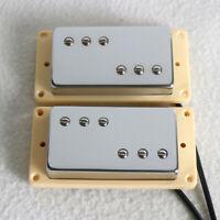 Les Paul Electric Guitar Pickups Humbucker Set of 2 Magnet Ceramic Dual Pickups