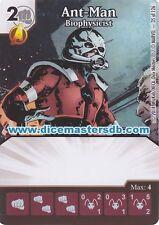 Ant-Man Biophysicist #35 - Uncanny X-Men - Marvel Dice Masters