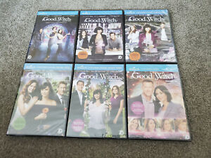 THE GOOD WITCH: COMPLETE SEASONS 1-6 DVD 1,2,3,4,5,6 Brand New SET