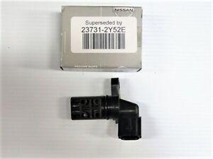 Genuine OEM Nissan 23731-2Y52E Crankshaft Cam Position Sensor 2001-04 Pathfinder