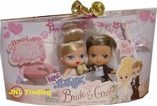 NIP New Bratz Babyz Bride And Groom Dolls Target Exclusive Wedding Cake Topper