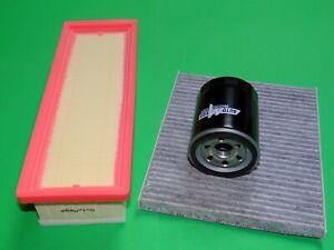 Filterset Filtersatz Inspektionspaket Fiat Panda 2 (169A) 1.2 (51kW), 1.4 (57kW)