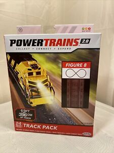 POWER TRAINS 2.0 FIGURE 8 TRACK PACK