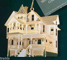 Goeller House Or005 Klamath Falls Oregon Shelia's 3D Historical Ornament Ist Ed
