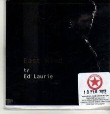 (CS916) East Wind, Ed Laurie - 2012 DJ CD