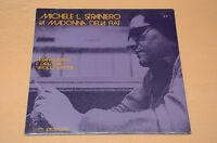 MICHELE STRANIERO LP 1°ST ORIG ITALY PROG 1979 SIGILLATO ! LA MADONNA DELLA FIAT