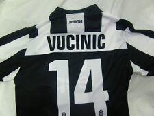 MAGLIA CALCIO JUVENTUS F.C. 2013 VUCINIC TAGLIA XL PRODOTTO UFFICIALE JUVE SIZE