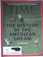 TIME MAGAZINE JUNE 2 2012 THE HISTORY OF THE AMERICAN DREAM IS IT STILL REAL?.