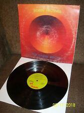 ROBIN TROWER For Earth Below 1975 Chrysalis LP CHR 1073 EXC-