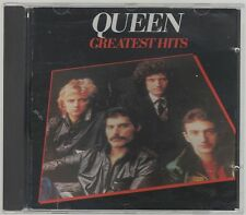 QUEEN GREATEST HITS CD F.C