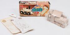 NOS 1984 Goula LOCOMOTIVE Train No. 1916 Toy Wood Kit - NEW