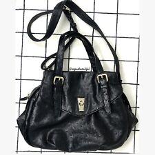 Marc By Marc Jacobs Intergalactic Ozzie Nova Bag Black EUC $378