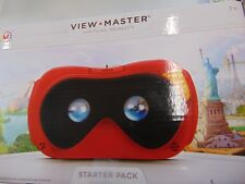 VIEW MASTER VIRTUAL REALITY STARTER PACK  GM1030