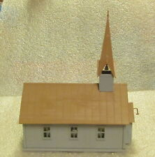 Church Kit 4105 By Ihc Easily Makes Other Structures, In Ho Scale, New Unopened