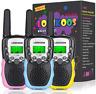 Looikoos Walkie Talkies For Kids, 3 Kms Long Range Children Walky Talky Handheld
